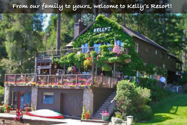 Front Of Kelly S Resort