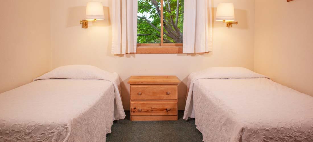 condo 2 twin beds