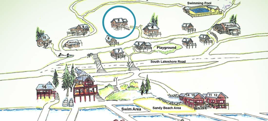 cabin 8 map