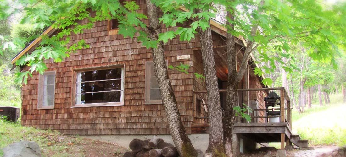 Cabin 7 exterior