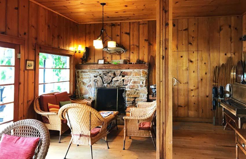 Kelly's lodge Lake Chelan Lodging