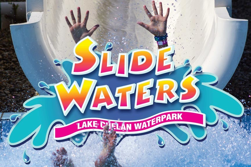 Slidewaters Water Park at Lake Chelan WA