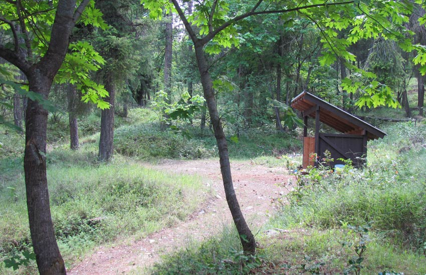 Kelly's trails Lake Chelan Lodging