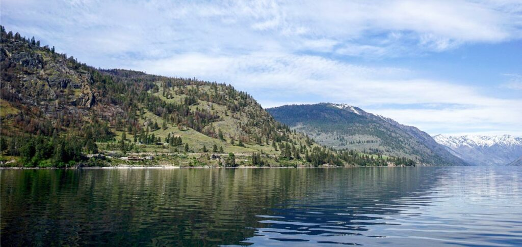 Lake Chelan vista