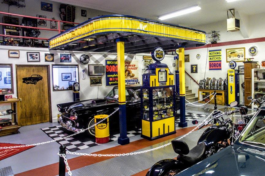Miller's Lake Chelan Auto Museum