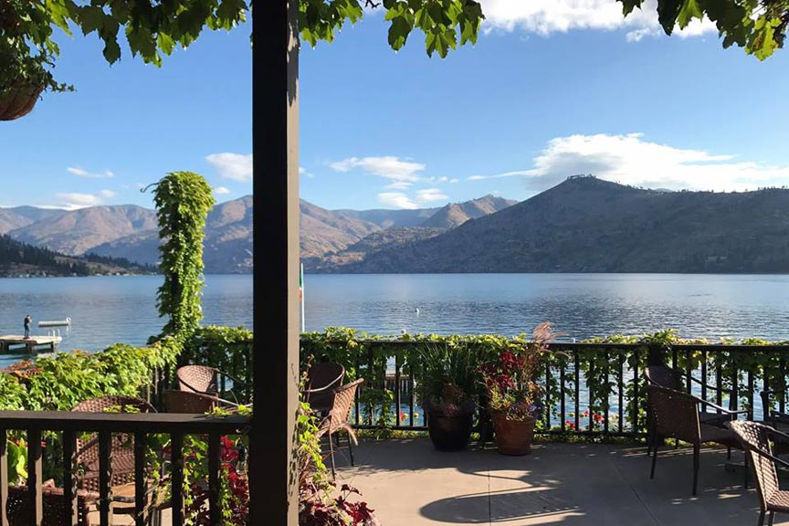 Kellys Resort on Lake Chelan