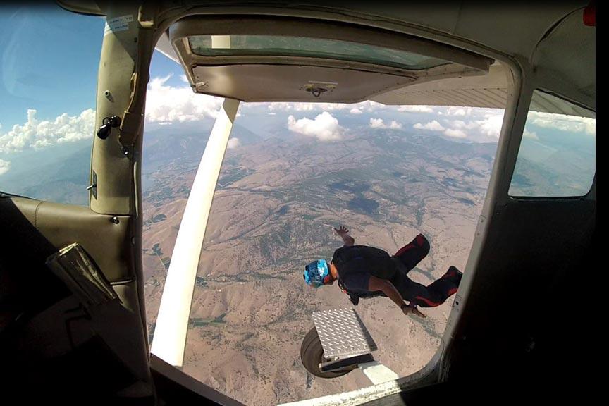 Skydive Chelan