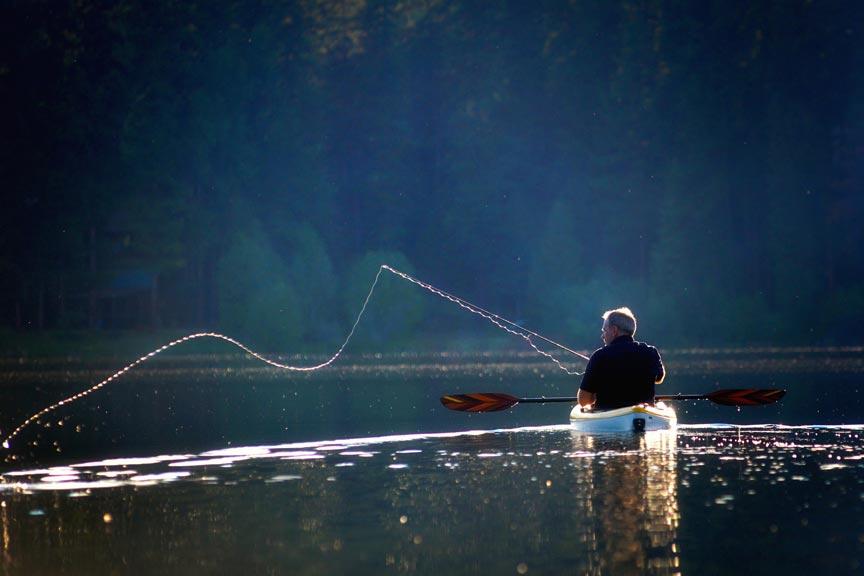 Lake Chelan Fishing
