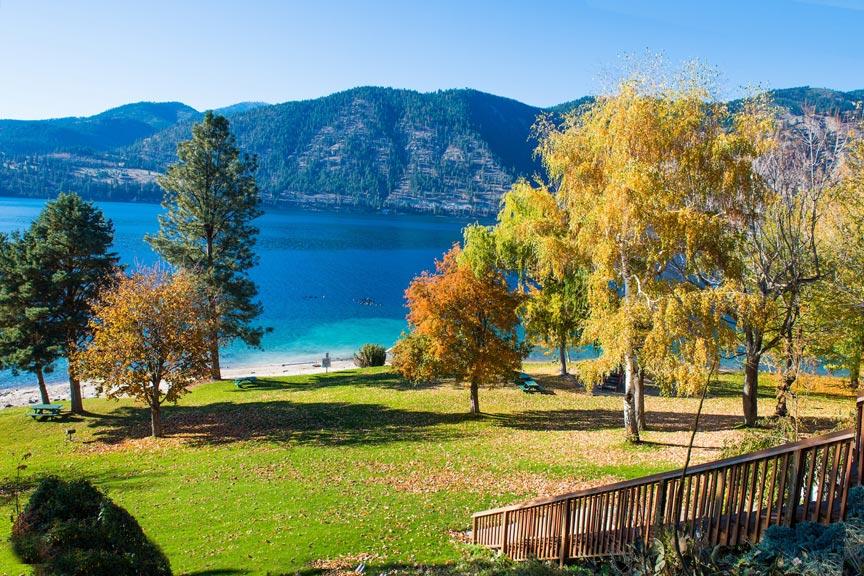 Lake Chelan October Harvest Season 2021